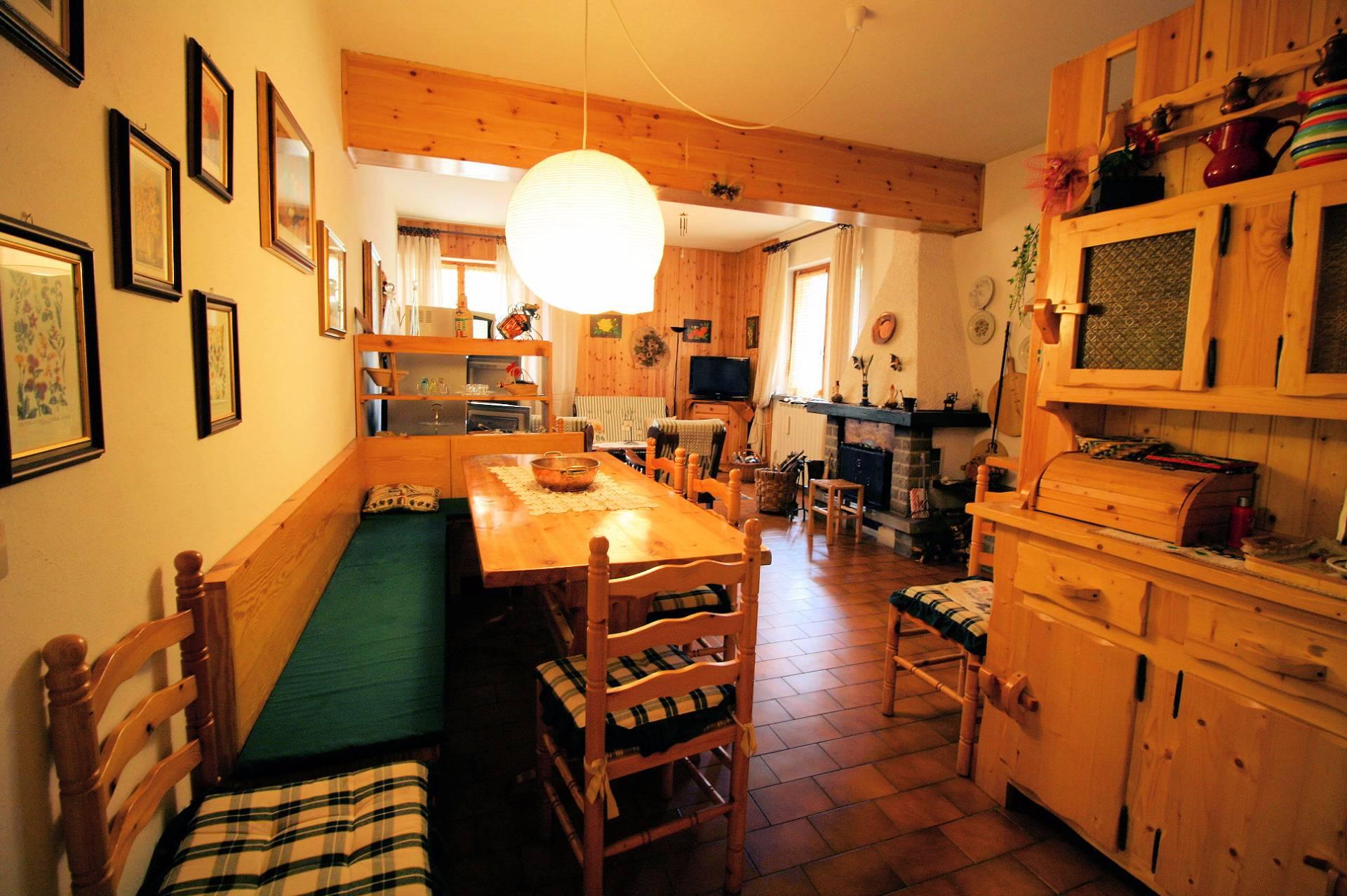 149-Appartamento al piano terra-Fiumalbo-1 Agenzia Immobiliare ASIP