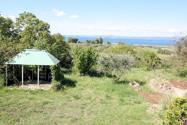 1003-Villa bifamiliare con piscina e vista lago-Bolsena-3 Agenzia Immobiliare ASIP