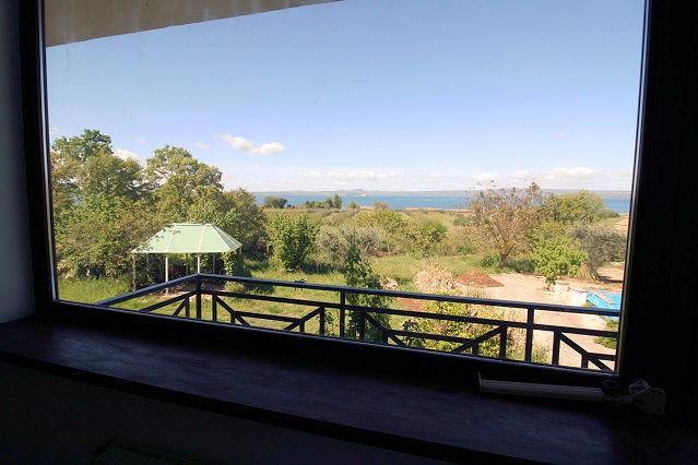 1003-Villa bifamiliare con piscina e vista lago-Bolsena-5 Agenzia Immobiliare ASIP