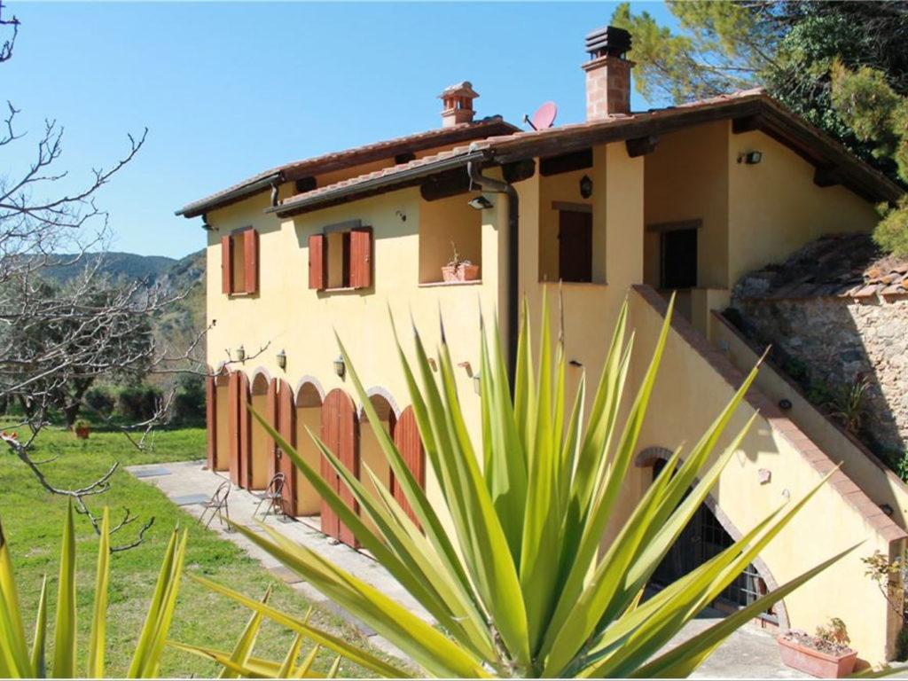 1021-Casale ristrutturato con vista panoramica-Monte Argentario-5 Agenzia Immobiliare ASIP