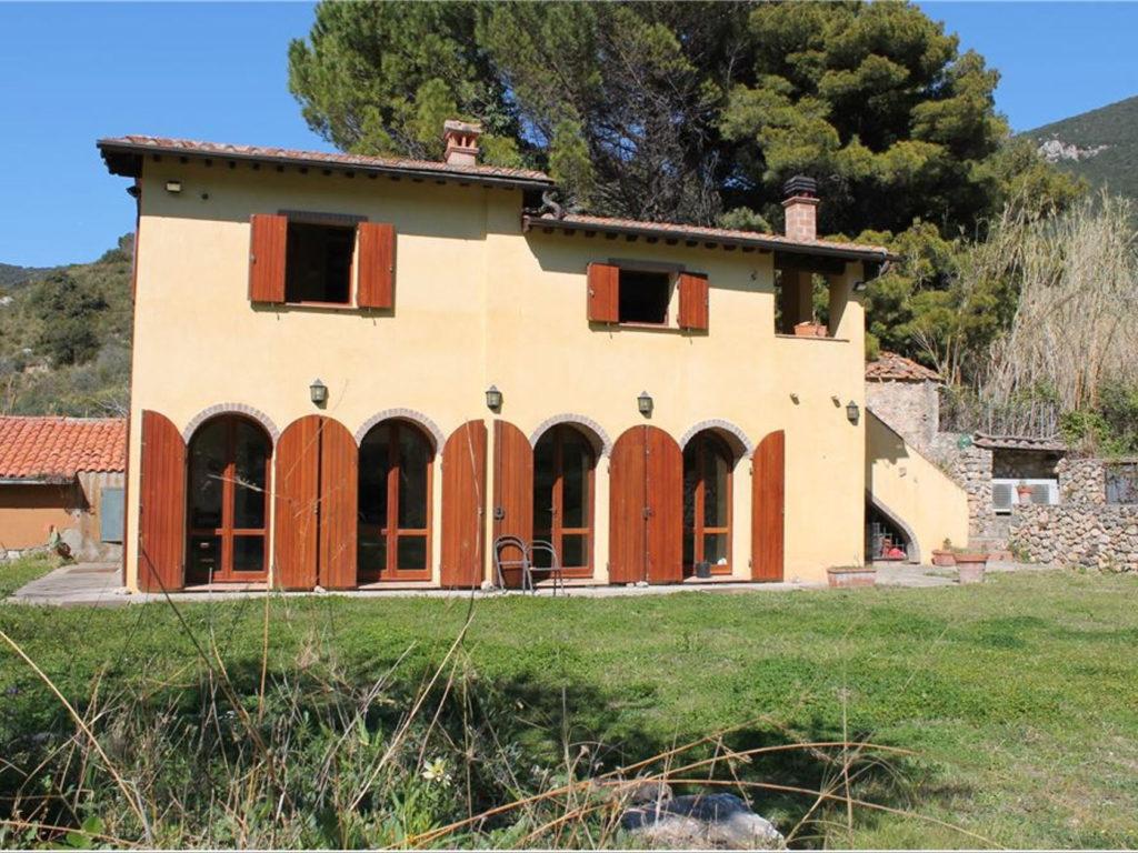 1021-Casale ristrutturato con vista panoramica-Monte Argentario-12 Agenzia Immobiliare ASIP