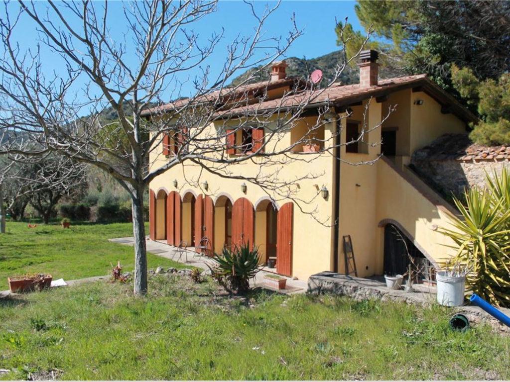 1021-Casale ristrutturato con vista panoramica-Monte Argentario-2 Agenzia Immobiliare ASIP