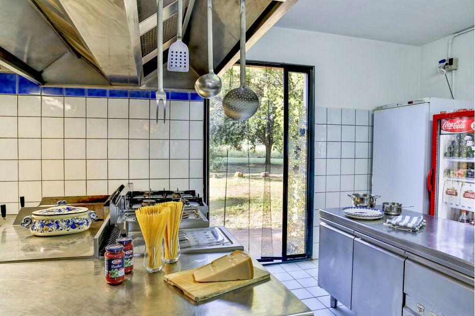 1031-Casale con dependance parco e piscina-Roccastrada-10 Agenzia Immobiliare ASIP