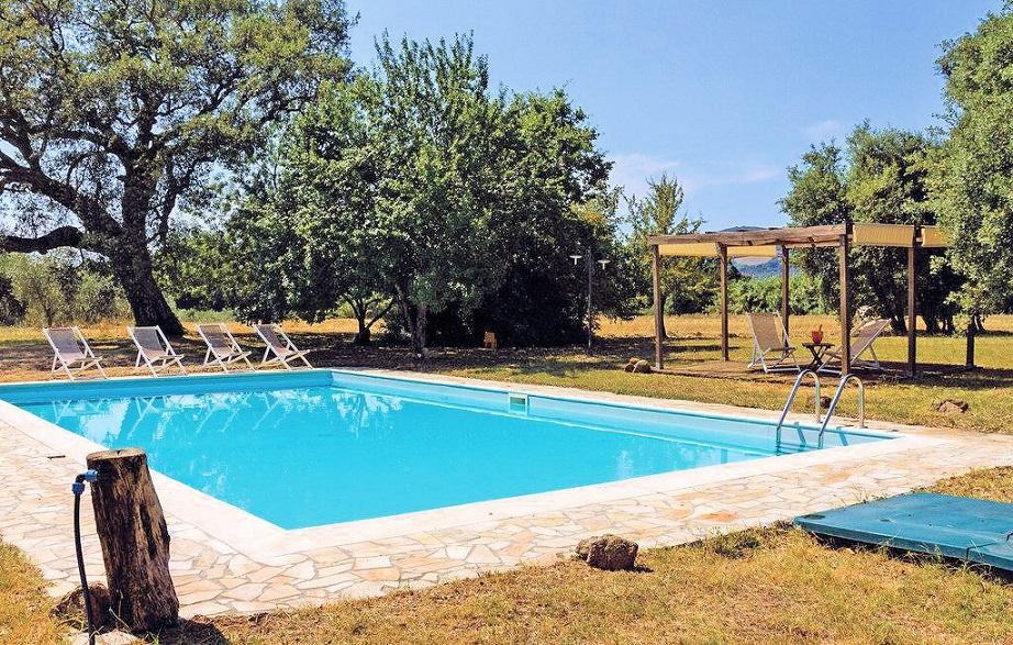 1031-Casale con dependance parco e piscina-Roccastrada-6 Agenzia Immobiliare ASIP