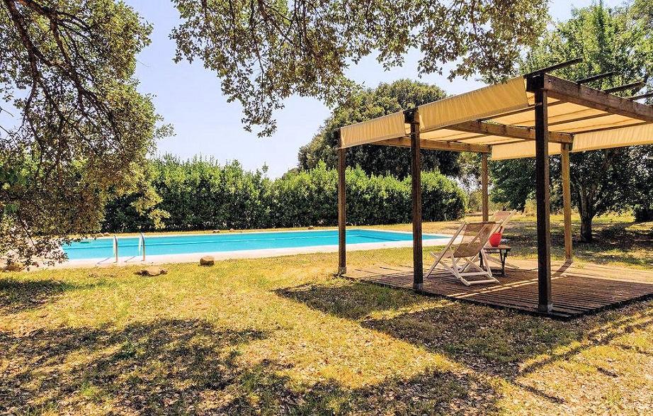 1031-Casale con dependance parco e piscina-Roccastrada-3 Agenzia Immobiliare ASIP