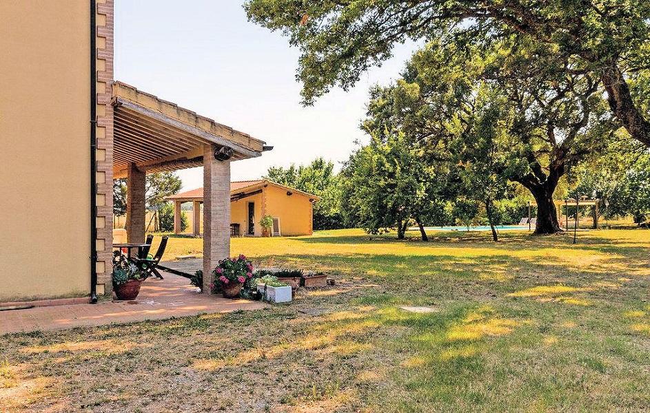 1031-Casale con dependance parco e piscina-Roccastrada-7 Agenzia Immobiliare ASIP