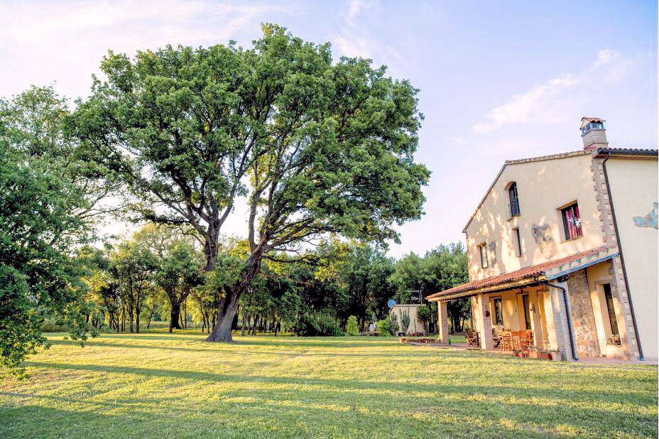 1031-Casale con dependance parco e piscina-Roccastrada-14 Agenzia Immobiliare ASIP