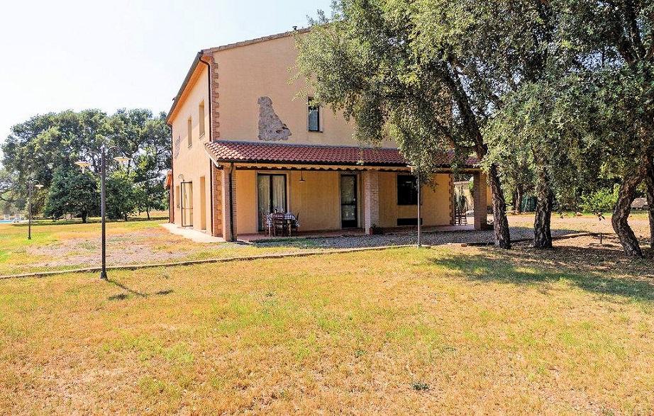 1031-Casale con dependance parco e piscina-Roccastrada-4 Agenzia Immobiliare ASIP