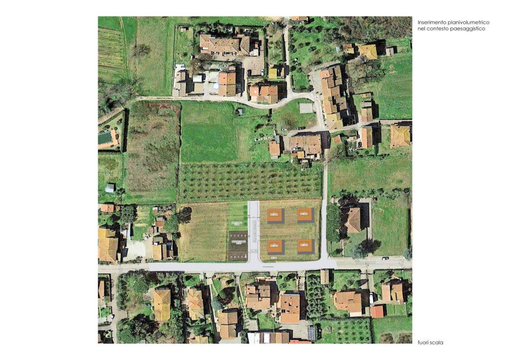 1045 Villetta singola di nuova costruzione Castelfranco di Sotto planimetria_13 Agenzia Immobiliare ASIP