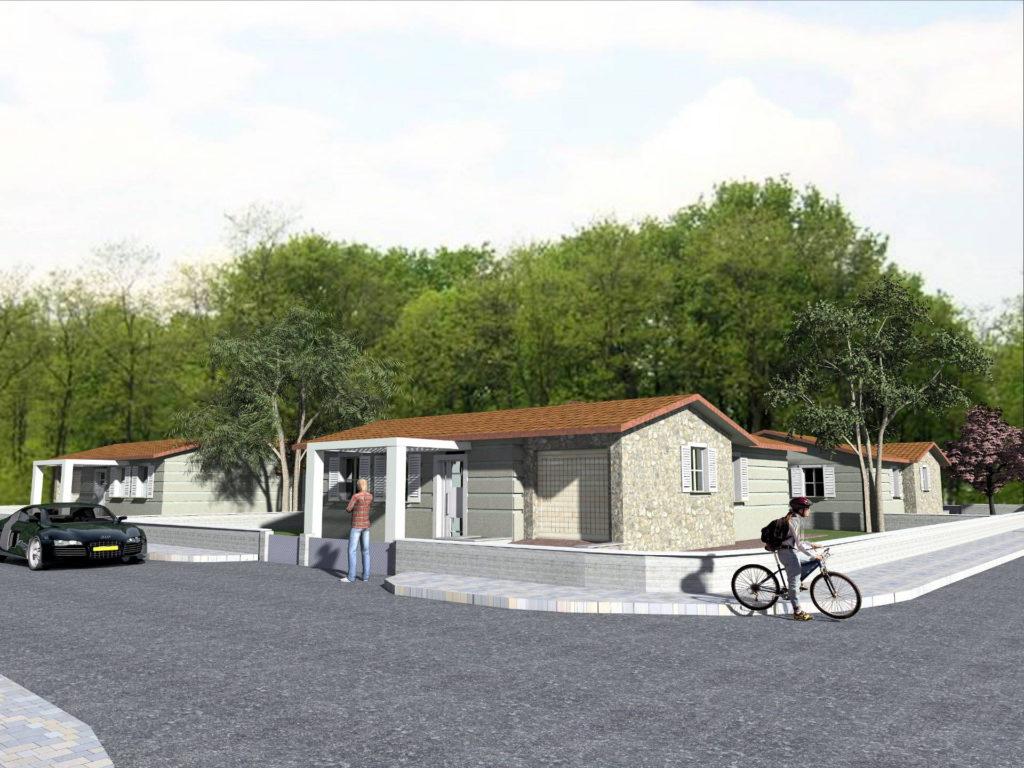 1045-Villetta singola di nuova costruzione-Castelfranco di Sotto-5 Agenzia Immobiliare ASIP