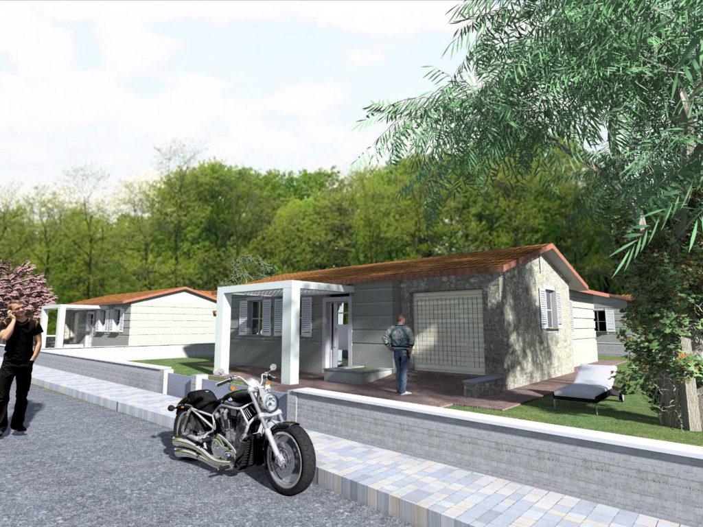 1045-Villetta singola di nuova costruzione-Castelfranco di Sotto-3 Agenzia Immobiliare ASIP