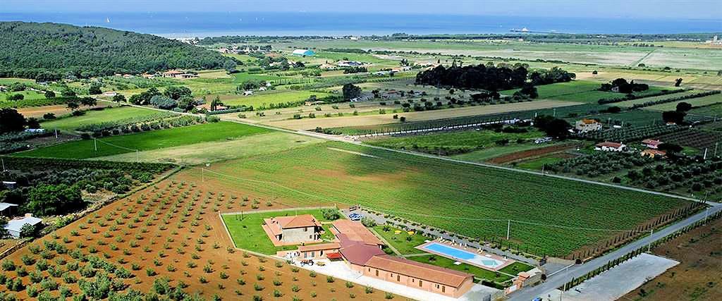 1049-Compendio immobiliare composto da casale ristrutturato e struttura agrituristica-Scarlino-1 Agenzia Immobiliare ASIP