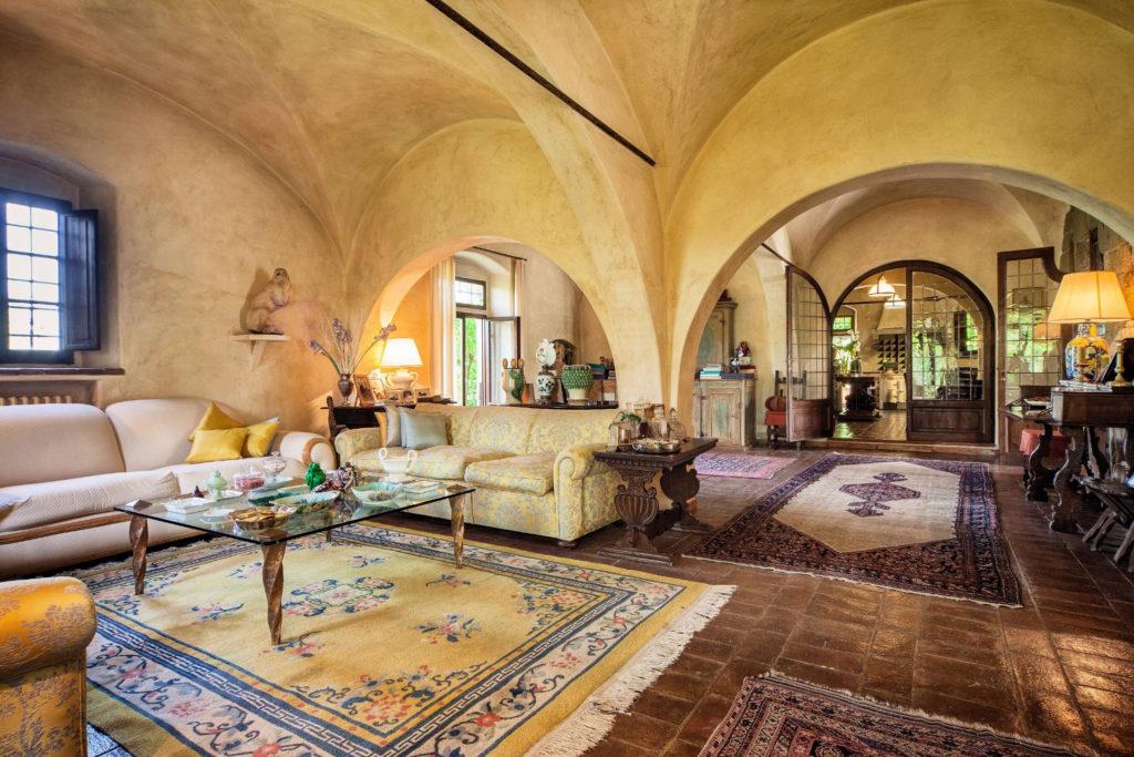 1053-Compendio immobiliare di alto prestigio-Figline e Incisa Valdarno-10 Agenzia Immobiliare ASIP