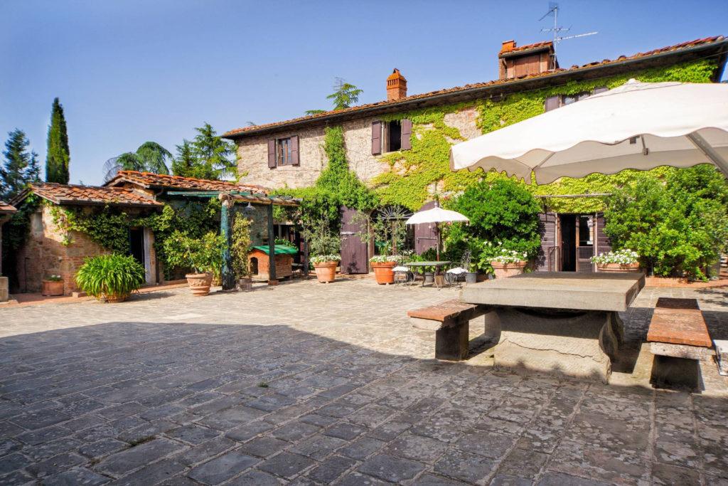 1053-Compendio immobiliare di alto prestigio-Figline e Incisa Valdarno-5 Agenzia Immobiliare ASIP