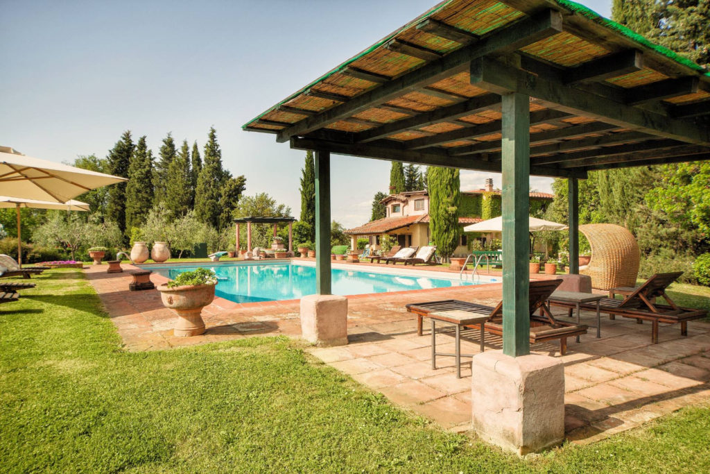 1053-Compendio immobiliare di alto prestigio-Figline e Incisa Valdarno-4 Agenzia Immobiliare ASIP