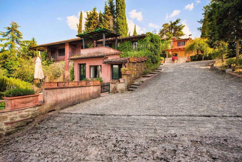 1053-Compendio immobiliare di alto prestigio-Figline e Incisa Valdarno-7 Agenzia Immobiliare ASIP