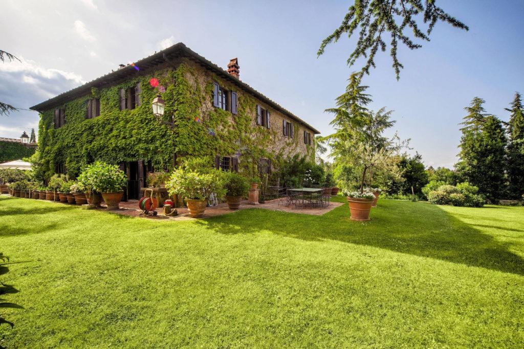 1053-Compendio immobiliare di alto prestigio-Figline e Incisa Valdarno-1 Agenzia Immobiliare ASIP