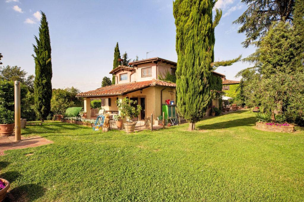 1053-Compendio immobiliare di alto prestigio-Figline e Incisa Valdarno-6 Agenzia Immobiliare ASIP