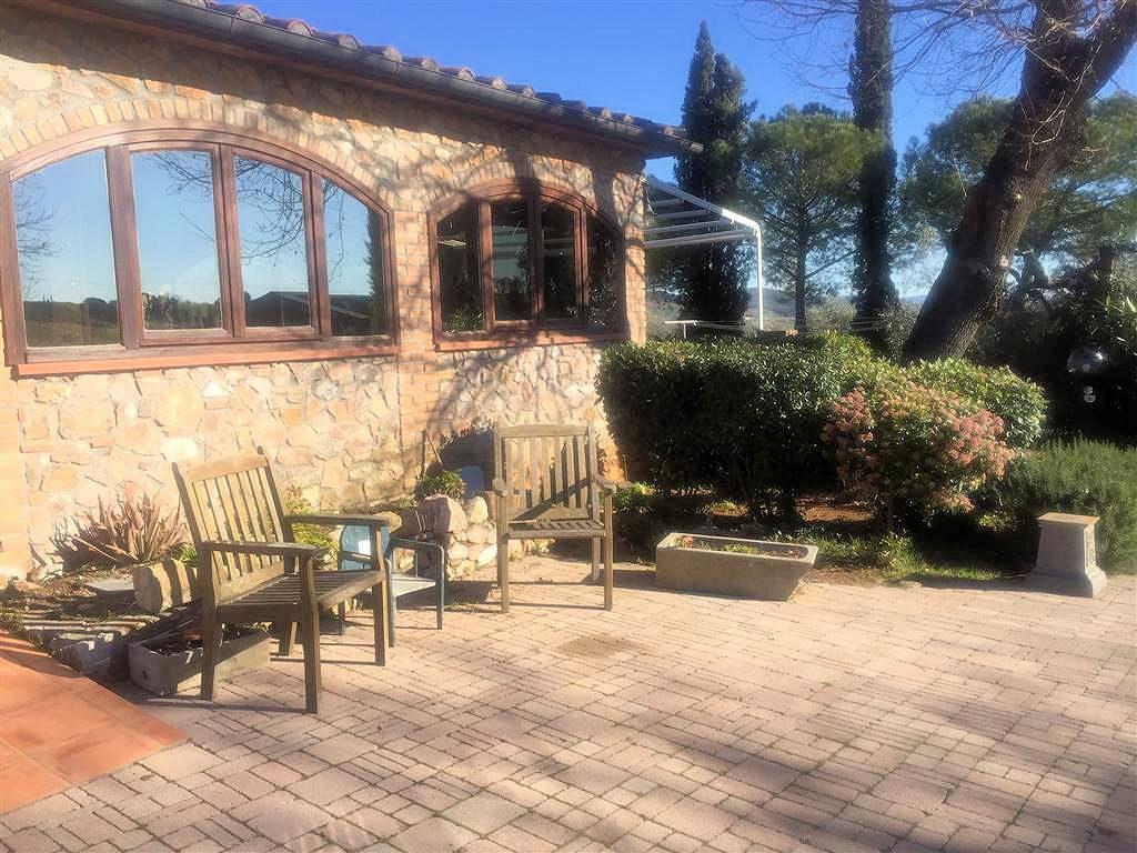1061-Casale ristrutturato con parco e piscina a pochi chilometri dal mare-Gavorrano-2 Agenzia Immobiliare ASIP