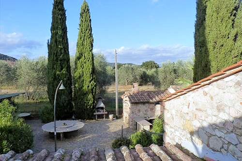 1061-Casale ristrutturato con parco e piscina a pochi chilometri dal mare-Gavorrano-3 Agenzia Immobiliare ASIP