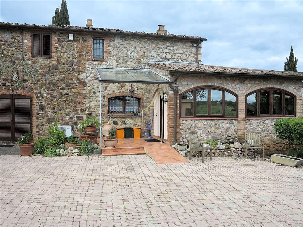 1061-Casale ristrutturato con parco e piscina a pochi chilometri dal mare-Gavorrano-5 Agenzia Immobiliare ASIP