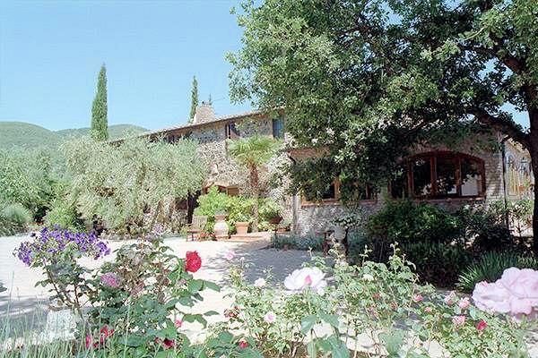 1061-Casale ristrutturato con parco e piscina a pochi chilometri dal mare-Gavorrano-9 Agenzia Immobiliare ASIP