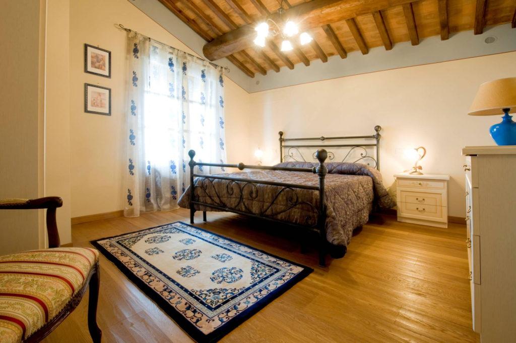 1095-Villa in collina con parco e piscina-Civitella in Val di Chiana-17 Agenzia Immobiliare ASIP