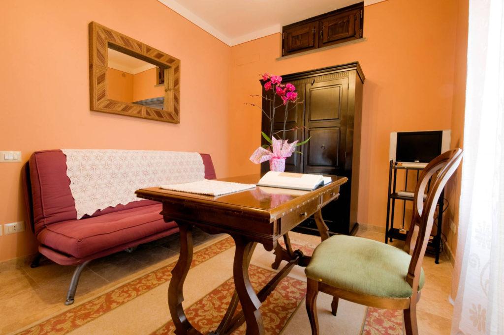 1095-Villa in collina con parco e piscina-Civitella in Val di Chiana-13 Agenzia Immobiliare ASIP