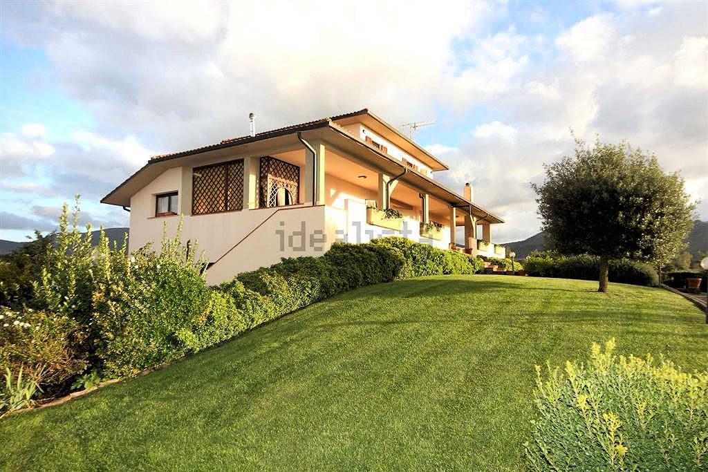 1097-Villa singola con giardino e vista panoramica-Scarlino-6 Agenzia Immobiliare ASIP