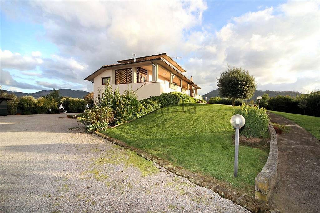 1097-Villa singola con giardino e vista panoramica-Scarlino-4 Agenzia Immobiliare ASIP