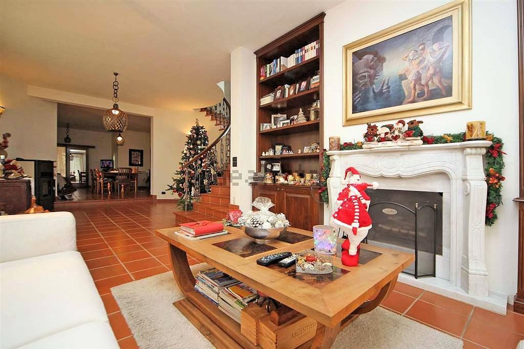 1097-Villa singola con giardino e vista panoramica-Scarlino-7 Agenzia Immobiliare ASIP