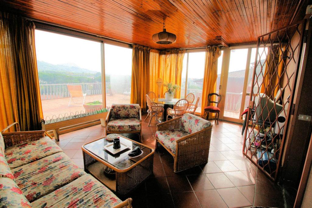 1100-Appartamento indipendente di ampia superficie con terrazza panoramica-Montecatini-Terme-3 Agenzia Immobiliare ASIP