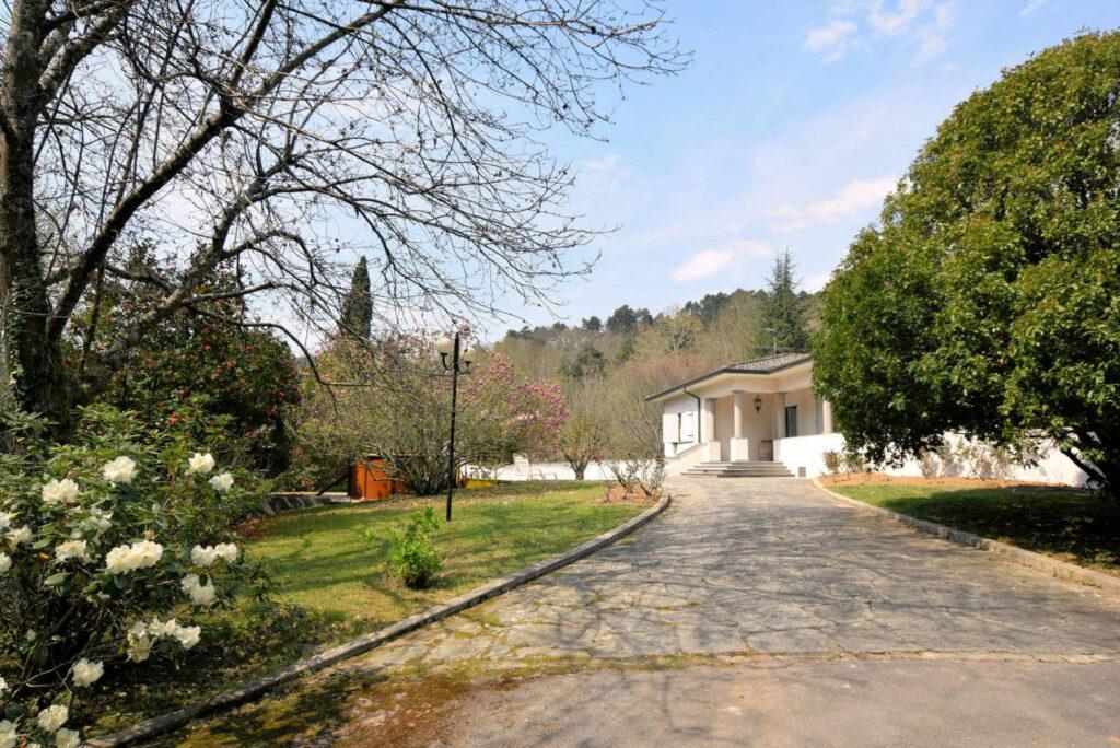 1153-Villa in collina con parco-Camaiore-19 Agenzia Immobiliare ASIP