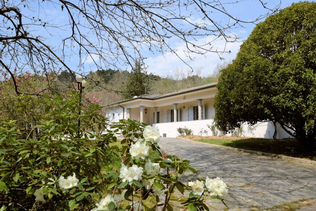 1153-Villa in collina con parco-Camaiore-20 Agenzia Immobiliare ASIP