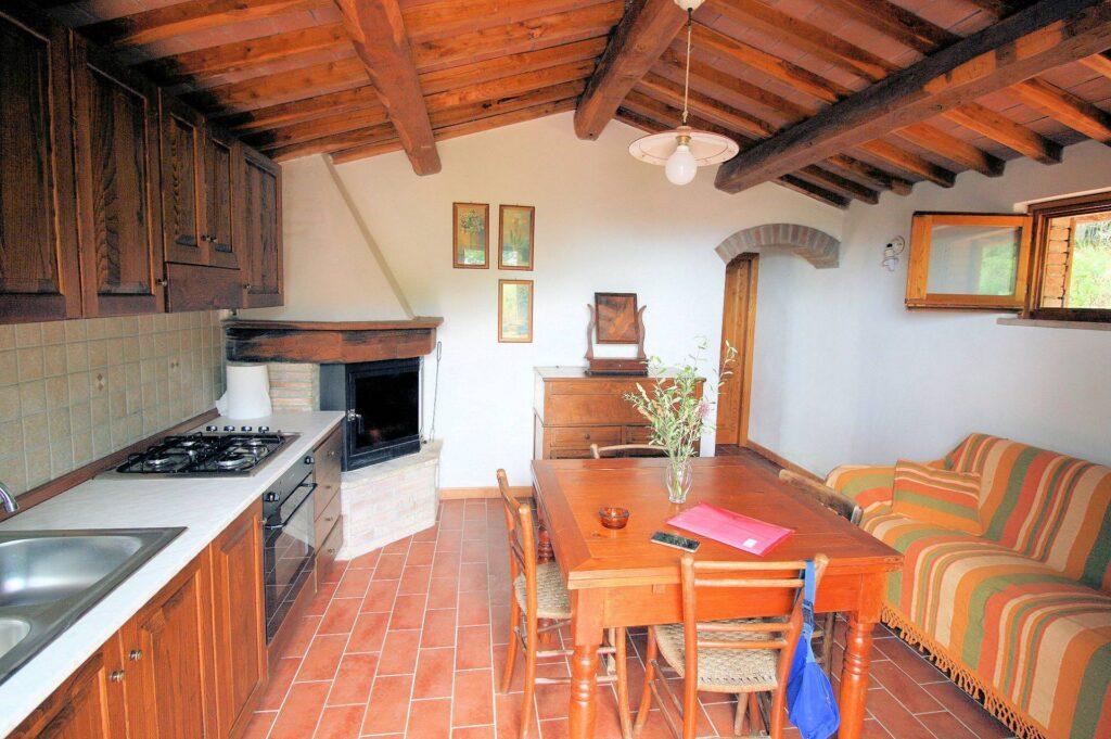1157-Annesso agricolo con vista panoramica-Roccastrada-6 Agenzia Immobiliare ASIP