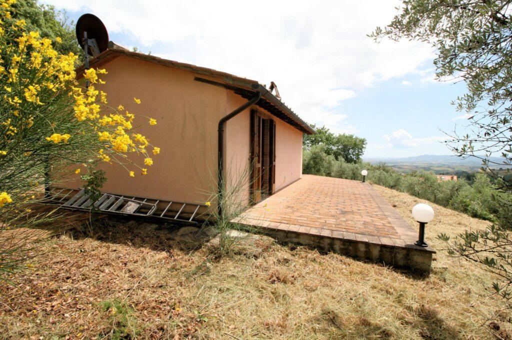 1157-Annesso agricolo con vista panoramica-Roccastrada-5 Agenzia Immobiliare ASIP