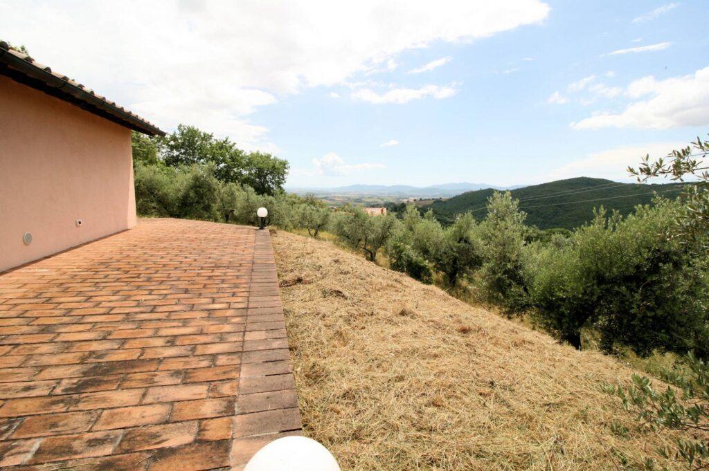 1157-Annesso agricolo con vista panoramica-Roccastrada-4 Agenzia Immobiliare ASIP