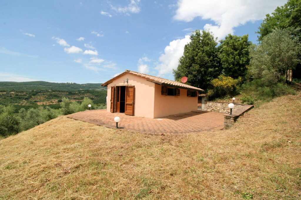 1157-Annesso agricolo con vista panoramica-Roccastrada-2 Agenzia Immobiliare ASIP
