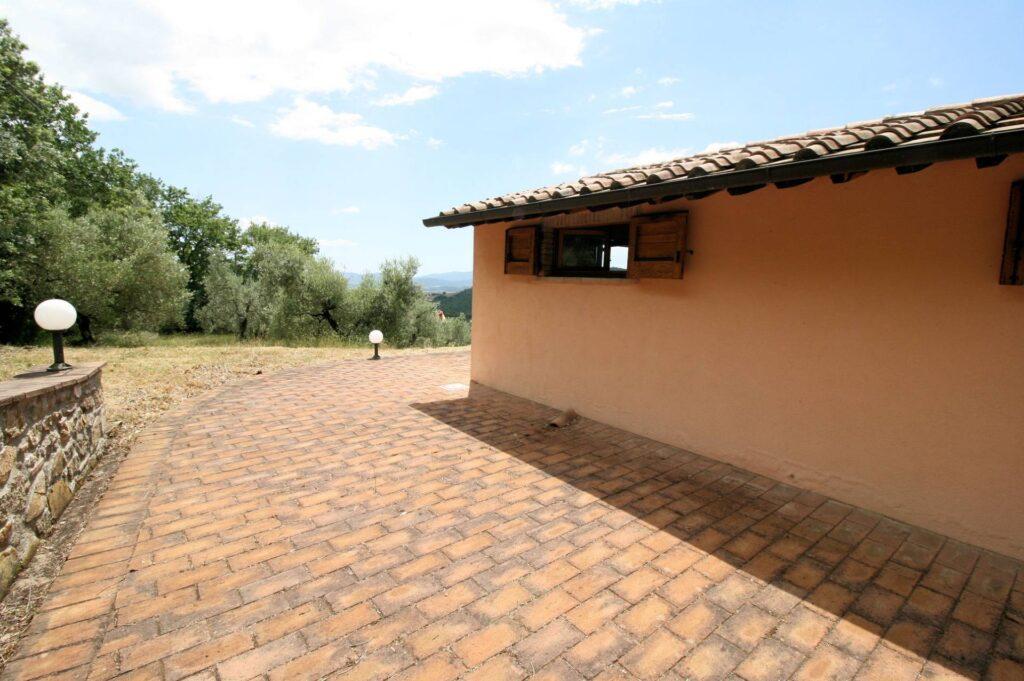 1157-Annesso agricolo con vista panoramica-Roccastrada-13 Agenzia Immobiliare ASIP