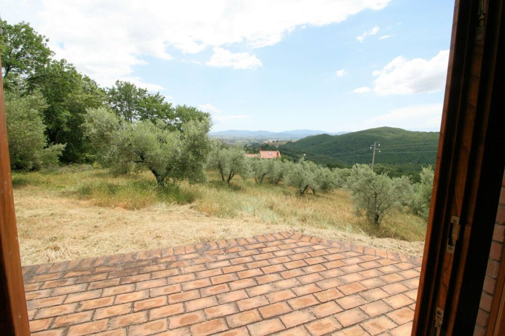 1157-Annesso agricolo con vista panoramica-Roccastrada-14 Agenzia Immobiliare ASIP