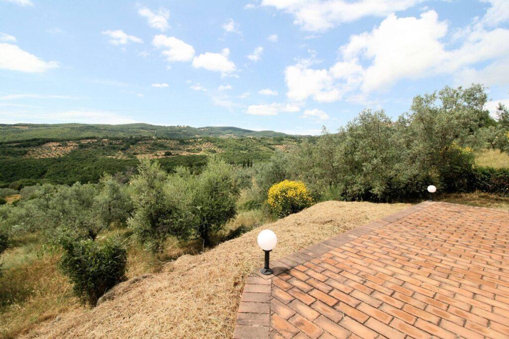 1157-Annesso agricolo con vista panoramica-Roccastrada-15 Agenzia Immobiliare ASIP