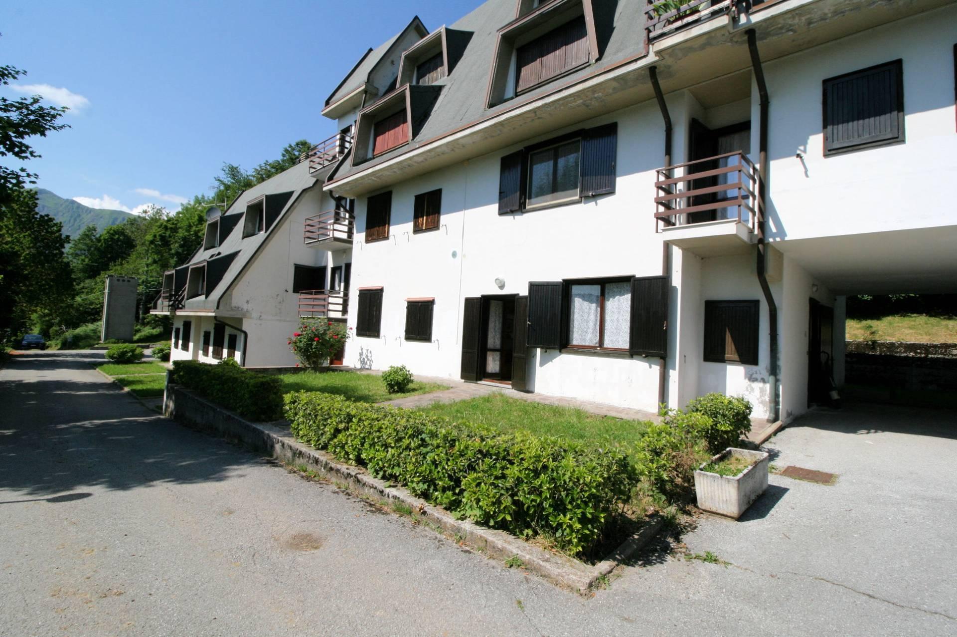 1160-Appartamento al piano terra con giardino-Cutigliano-1 Agenzia Immobiliare ASIP