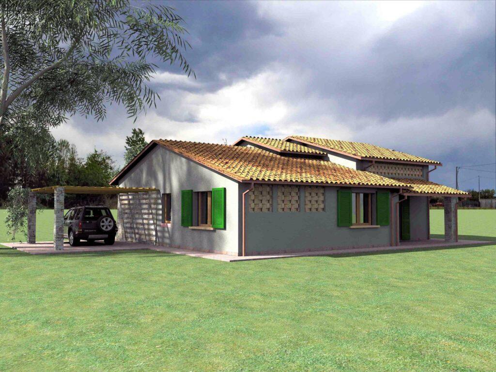 1171-Villetta unifamiliare con ampio giardino e vista panoramica-Manciano-8 Agenzia Immobiliare ASIP