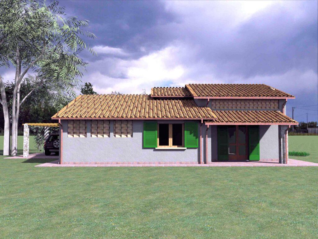 1171-Villetta unifamiliare con ampio giardino e vista panoramica-Manciano-9 Agenzia Immobiliare ASIP