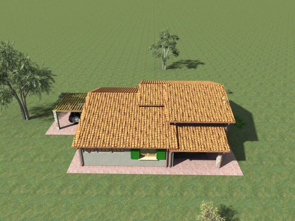1171-Villetta unifamiliare con ampio giardino e vista panoramica-Manciano-12 Agenzia Immobiliare ASIP