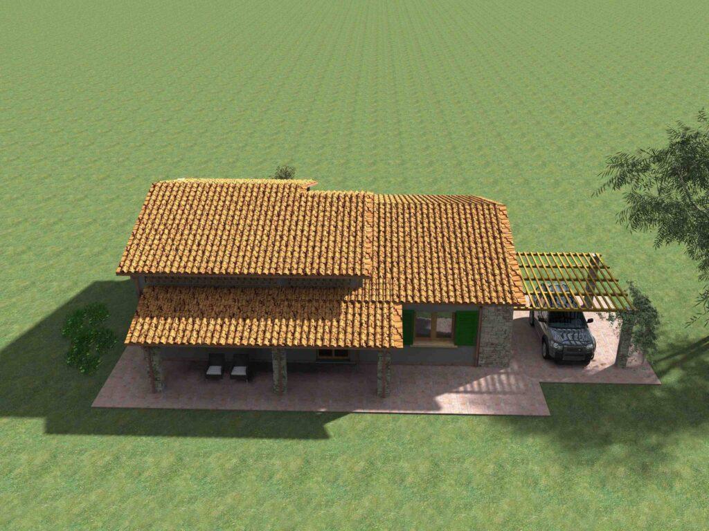 1171-Villetta unifamiliare con ampio giardino e vista panoramica-Manciano-13 Agenzia Immobiliare ASIP