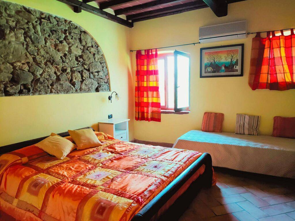 1211-Rustico con piscina e vista panoramica-Cavriglia-17 Agenzia Immobiliare ASIP