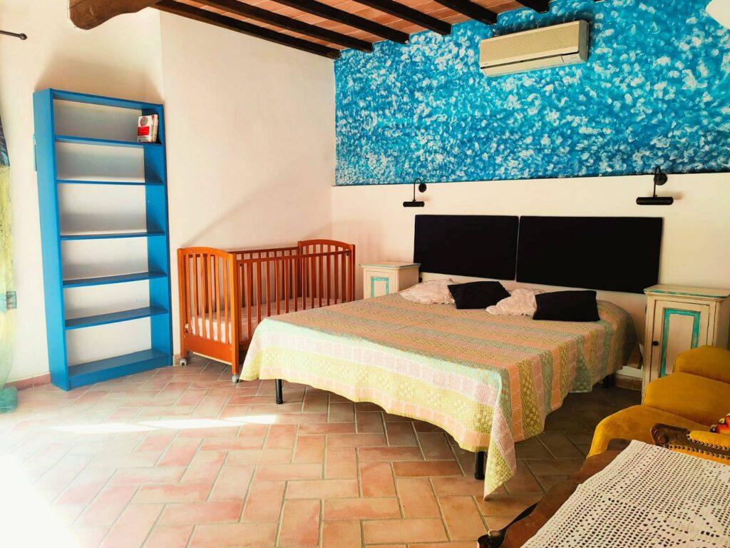 1211-Rustico con piscina e vista panoramica-Cavriglia-18 Agenzia Immobiliare ASIP