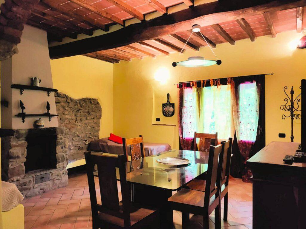 1211-Rustico con piscina e vista panoramica-Cavriglia-10 Agenzia Immobiliare ASIP