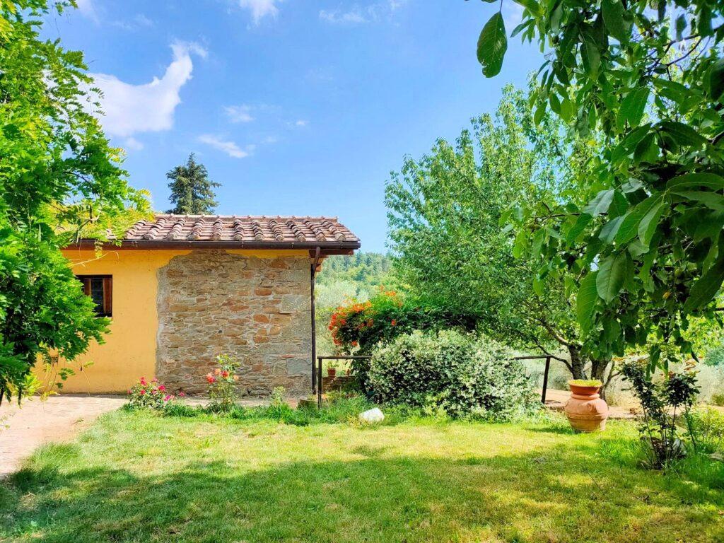 1211-Rustico con piscina e vista panoramica-Cavriglia-7 Agenzia Immobiliare ASIP